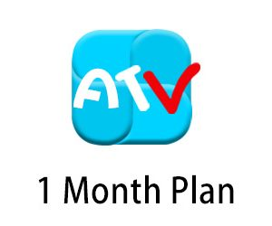 atv iptv 1month plan