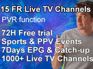 FR live channels
