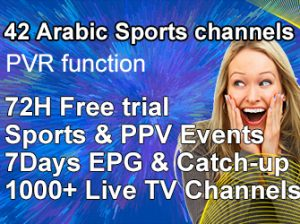 arabic sports live channels